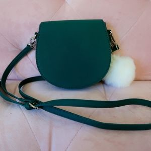 Forest Green Purse